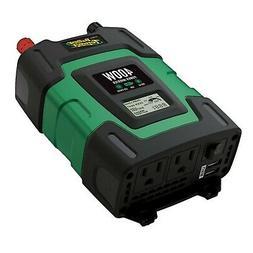 BATTERY TENDER 026-0003-DL-WH 400W Power Inverter  - Free sh