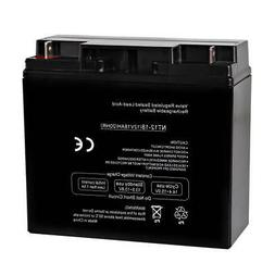 12v 18ah sla replacement battery diehard 71988