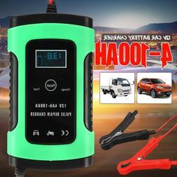 12V 5A Auto Car Intelligent <font><b>Battery</b></font> <fon