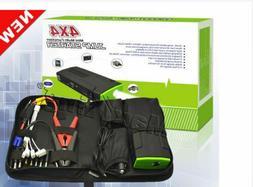 12V High Power 16000mah Mini Portable Jump  Box 4x4 Truck  A