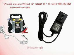 13.5V AC/DC Adapter For Peak 600 Amp Jump Starter Portable P