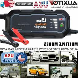 1500mAh Car Jump Starter Booster Jumper Box Power Bank Batte