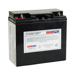 12V 22Ah NB - Battery replacement for CAT CJ3000 2000 Peak A