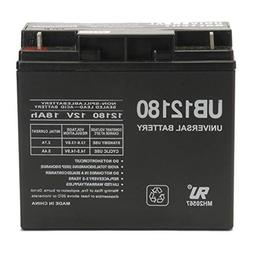 UPG 12V 18AH SLA Battery Replacement for Stanley Fatmax 450