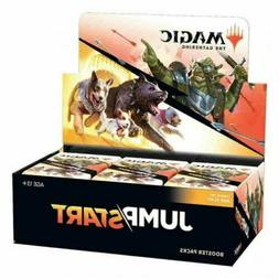 1x JUMPSTART Booster Box MTG Factory Sealed in stock