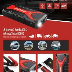 DBPOWER 20800mAh Jump Starter Car Battery Charger Booster Ju