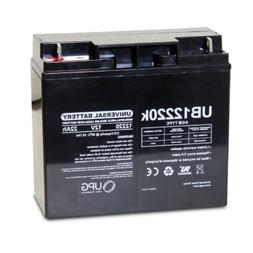 NEW 12V 22AH SLA Replacement Battery for Stanley Fatmax 450