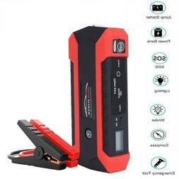 89800 mAh 12V Car Jump Starter Portable USB Power Bank Batte