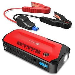 IClever 600A Batteries & Accessories Peak 18000mAh Portable