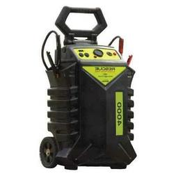 QUICKCABLE 604100-396-001 Wheeled Battery Jump Starter, Boos