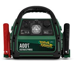 700 Amp AGM Jump Starter Non-Spill Sealed for Safety will Ju