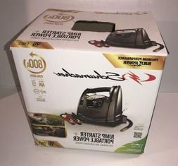 Schumacher Electric 800 Amp Jump Starter SJ1331 Brand New Se