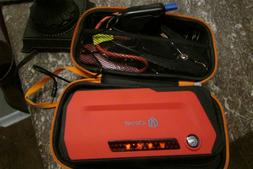 iClever 800A Peak 18000mAh Portable Jump Starter (up to 6.5L