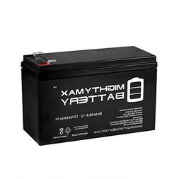 Mighty Max Battery 12V 8Ah SLA Battery Replaces Stanley J6BS