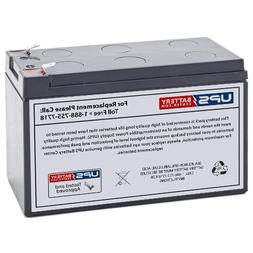 12V 9Ah Sealed Lead Acid  Replacement Battery for Stanley J6