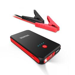 Arteck Car Jump Starter Auto Battery Charger and 8000mAh Ext