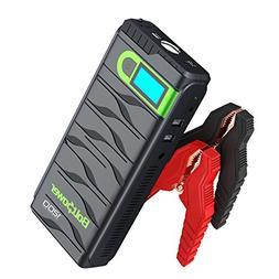 Bolt Power N02 1200 Amp Peak 12-Volt Car Battery Jump Starte