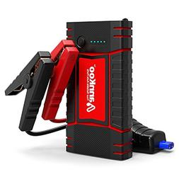 Car Jump Starter - ANNKOO Quick Charge IP65 Portable 450A Pe