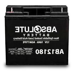new ab12180 12v 18ah sla battery