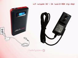 AC Adapter Car Charger For Schumacher SL65 Red Fuel Portable