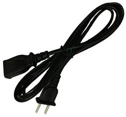 UpBright New AC Charger Power Cord Outlet Line Charging Cabl