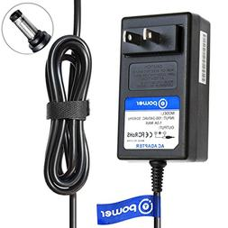 T POWER 12v Ac Dc Adapter Charger Compatible with Black & De