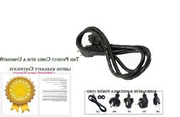 AC Power Cord 120V AC Charger Outlet Plug Cable For PowerSta