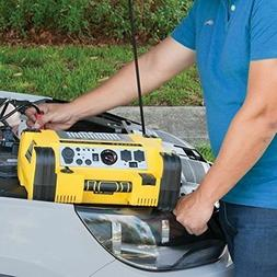 AC Power Supply Battery Charger Car Jump Starter Stanley Boo