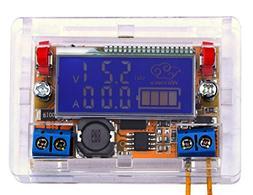 Yeeco Adjustable DC DC Buck Converter Voltage Regulator Step
