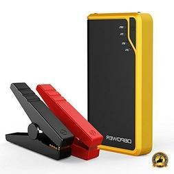 Auto Battery Booster Portable Car Jump Starter Power Bank Ch