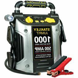 Stanley Battery Jump Starter Air Compressor Portable Car Cha