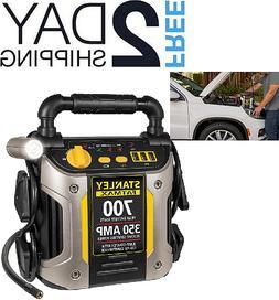 Battery Jump Starter Portable Air Compressor Power Booster P