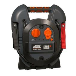 BLACK+DECKER J312B Power Station Jump Starter: 600 Peak/300