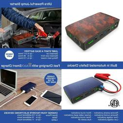 Bolt Mwh Portable Phone Laptop Charger Car Jump Starter Ac O