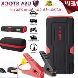 Bolt Power D11 600 Amp Peak With 16500mAh Portable Car Batte