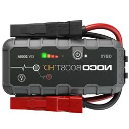 NOCO Genius Boost HD GB70 2000-Amp 12-Volt UltraSafe Lithium