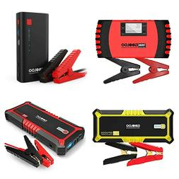 BRAND NEW & SEALED GOOLOO Peak Portable Car Jump Starter Bat