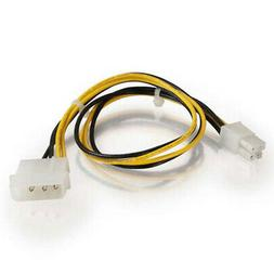 C2G 03114 18 AWG Outlet Saver Power Extension Cord  TAA Comp