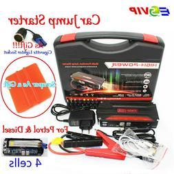 Car Emergency 12V Car Battery <font><b>Jump</b></font> <font