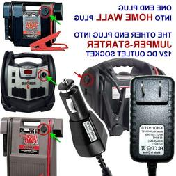 Charger AC adapter for QuickCable RESCUE 1800 2100 2420 jump