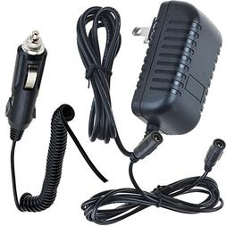 Digipartspower Cigarette Lighter Plug AC/DC Adapter for Dura