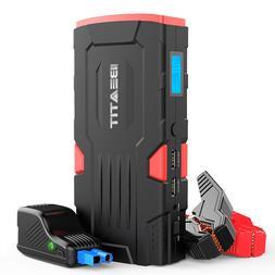 D11 800Amps 18000mAh Peak 12V Car Jump Starter Auto Battery