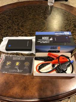 DBPOWER 500A 10800MAH A09 PORTABLE CAR JUMP STARTER USB-C LE