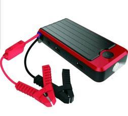 PowerAll Deluxe PBJS12000-RD Portable Power Bank, Jump Start