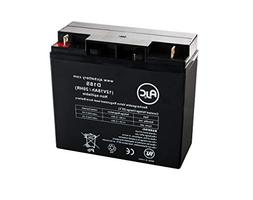 AJC Replacement Battery for Jump N Carry JNC105 Jump Starter