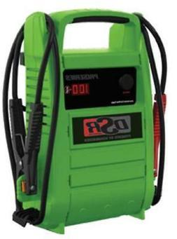Schumacher Electric DSR141G 2000 Amp Agm Battery Green Jump