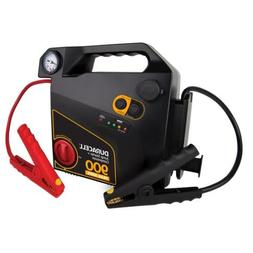 Duracell Portable Emergency Jumpstarter with Compressor, 900