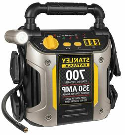 STANLEY FATMAX J7CS Power Station Jump Starter: 700 Peak/350