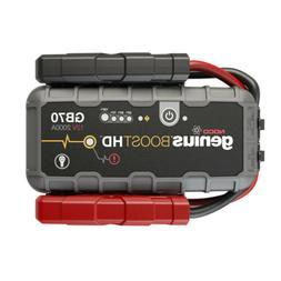 NOCO Genius GB70 Boost HD Jump Starter - 2000A - GB70