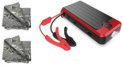 POWERALL Goliath 24V Large Vehicle Jump Starter KIT with 2 E
